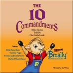 BMALLY AUDIBLE BIBLE STORY BOOK WITH ANIMATION